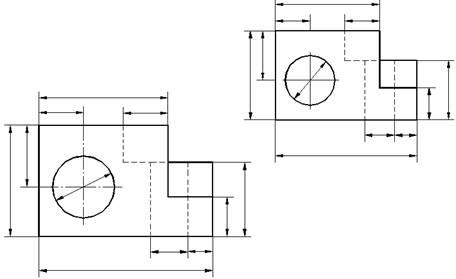 机械制图习题集(第6版)参考答案