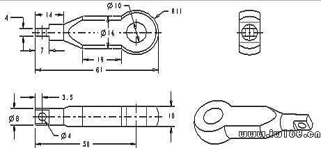 电路 电路图 电子 工程图 平面图 原理图 461_213